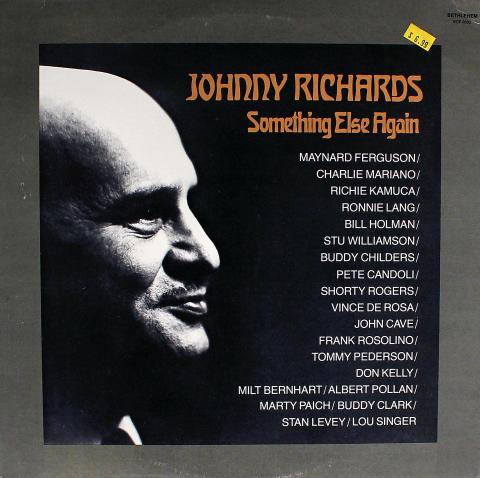 """Johnny Richards Vinyl 12"""""""