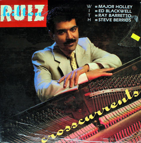 """Hilton Ruiz Vinyl 12"""""""