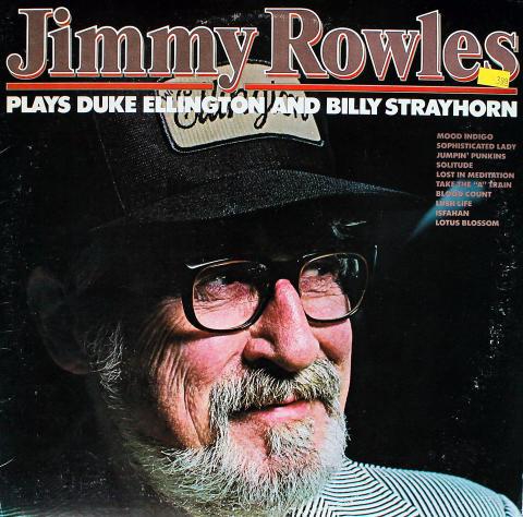 """Jimmy Rowles Vinyl 12"""""""