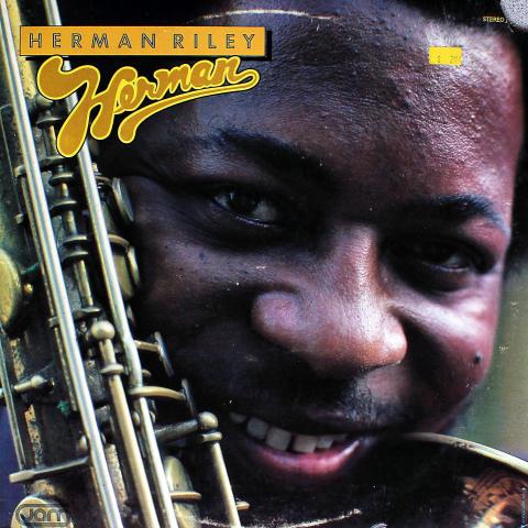 """Herman Riley Vinyl 12"""""""