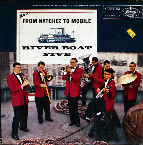 River Boat Five Vinyl 12""