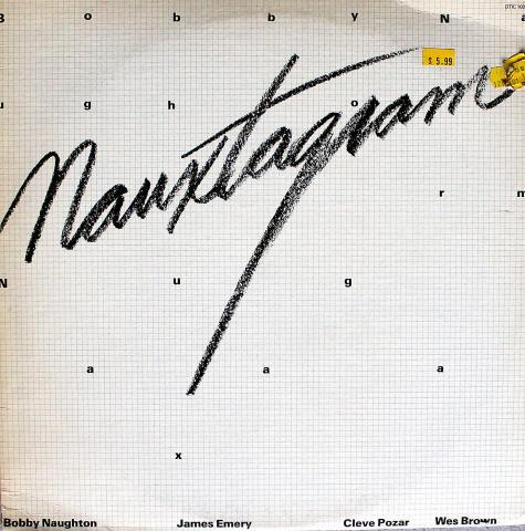 """Bobby Naughton Vinyl 12"""""""