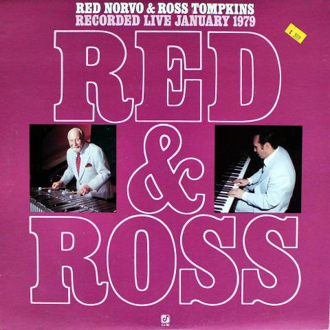 """Red & Ross Vinyl 12"""""""