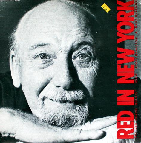 "The Red Norvo Quintet Vinyl 12"""