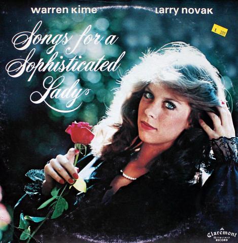 """Warren Kime Vinyl 12"""""""