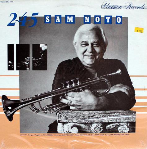 """Sam Noto Vinyl 12"""""""