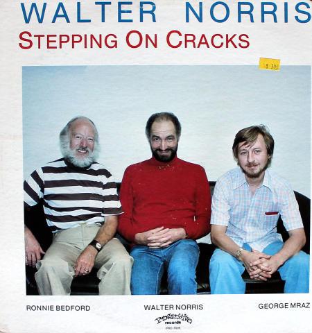 """Walter Norris Vinyl 12"""""""