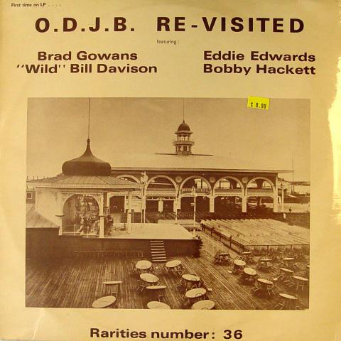 """Brad Gowans Vinyl 12"""""""