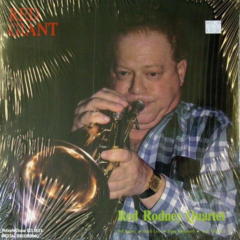 """Red Rodney Quartet Vinyl 12"""" (New)"""