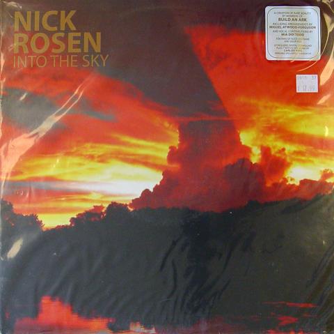 "Nick Rosen Vinyl 12"""