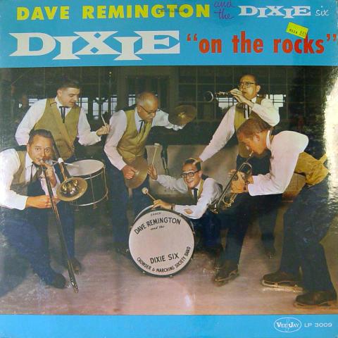"Dave Remington And The Dixie Six Vinyl 12"""