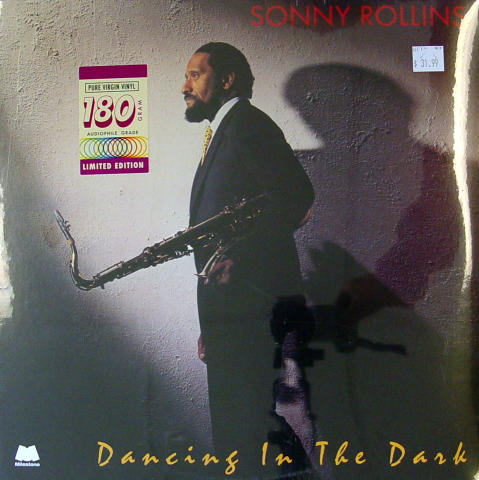 "Sonny Rollins Vinyl 12"""