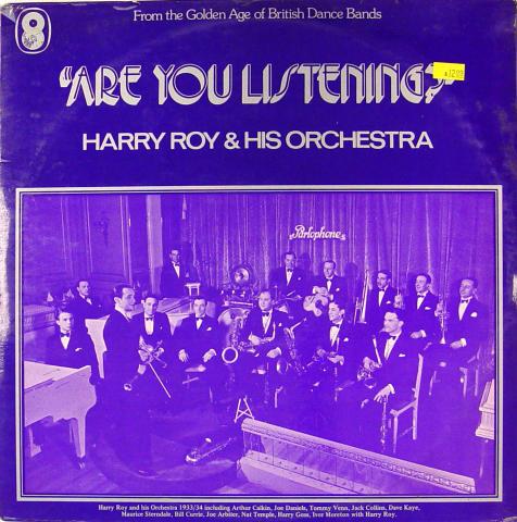 "Harry Roy & His Orchestra Vinyl 12"""