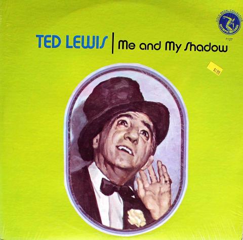 """Ted Lewis Vinyl 12"""""""