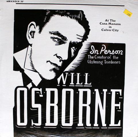 "Will Osborne Vinyl 12"""
