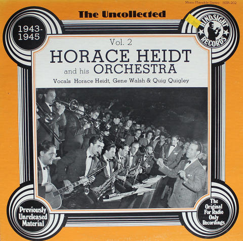 """Horace Heidt And His Orchestra Vinyl 12"""""""
