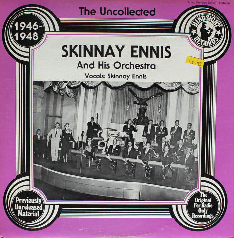 """Skinnay Ennis And His Orchestra Vinyl 12"""""""