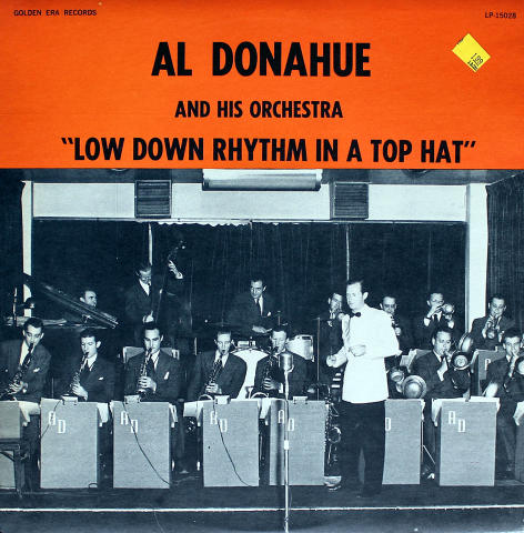 Al Donahue And His Orchestra Vinyl 12""