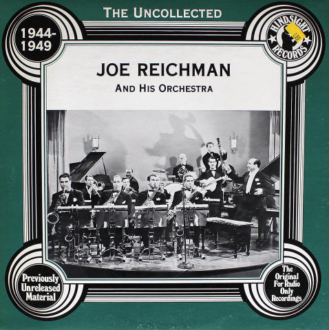 "Joe Reichman And His Orchestra Vinyl 12"""