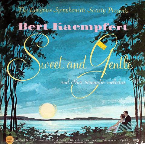 """Bert Kaempfert Vinyl 12"""""""