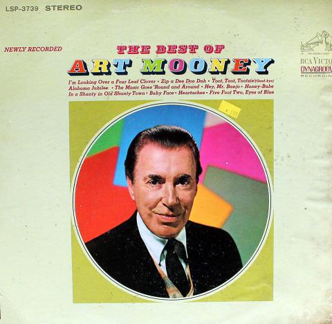 """Art Mooney Vinyl 12"""""""