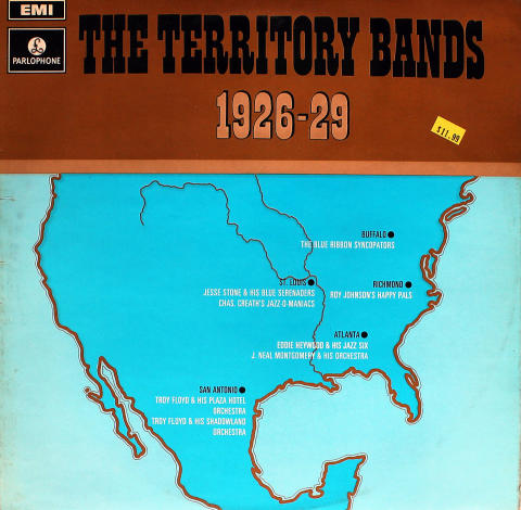 "The Blue Ribbon Syncopators Vinyl 12"""