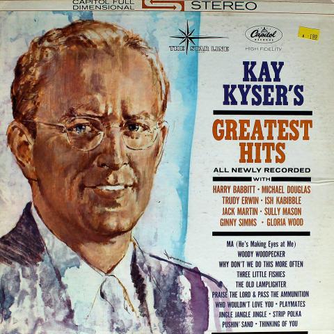 """Kay Kyser Vinyl 12"""""""