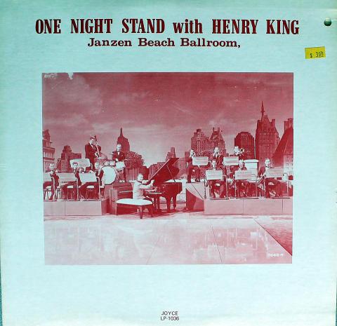 """Henry King Vinyl 12"""""""