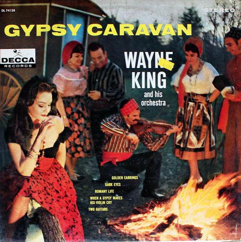 """Wayne King And His Orchestra Vinyl 12"""""""