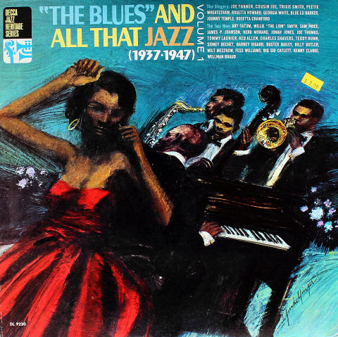 The Blues And All That Jazz: Volume 1 (1937-1947) Vinyl 12""