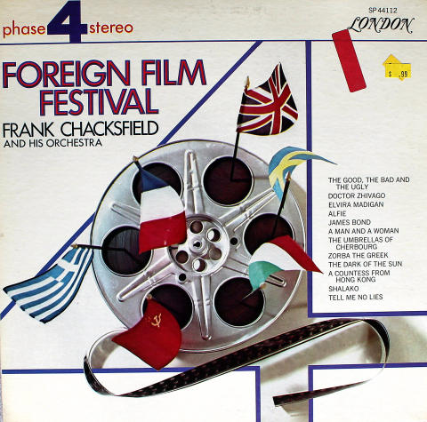 """Frank Chacksfield And His Orchestra Vinyl 12"""""""