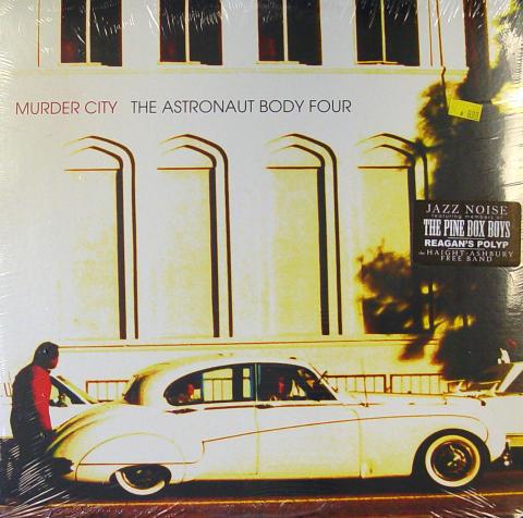 "The Astronaut Body Four Vinyl 12"""