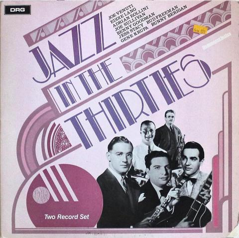 "Jazz In The Thirties Vinyl 12"""