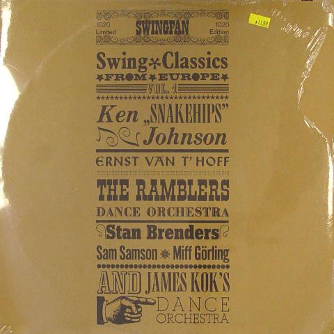 """Ken """"Snakehips"""" Johnson Vinyl 12"""""""