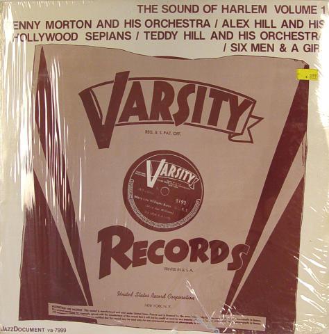 "Benny Morton And His Orchestra Vinyl 12"""