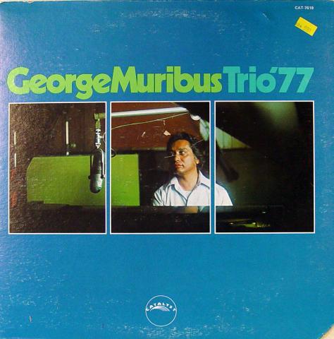 """George Muribus Vinyl 12"""""""
