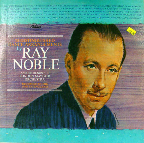 """Ray Noble And His Renowned London Mayfair Orchestra Vinyl 12"""""""