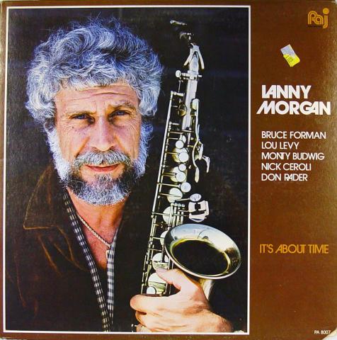 "Lanny Morgan Vinyl 12"""