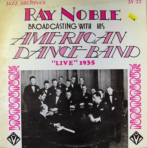 """Ray Noble Vinyl 12"""""""