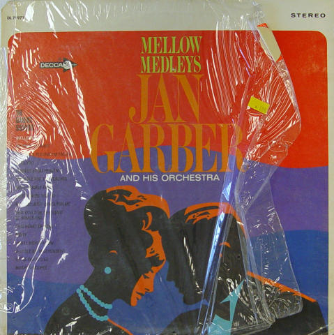 Jan Garber And His Orchestra Vinyl 12""