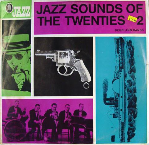 """Jazz Sounds Of The Twenties (Vol. 2) Vinyl 12"""""""