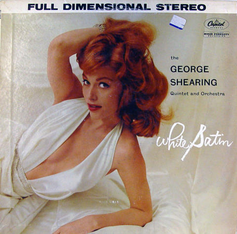 """The George Shearing Quintet And Orchestra Vinyl 12"""""""