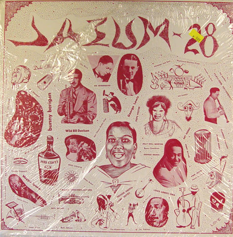 "Jazum - 28 Vinyl 12"" (New)"