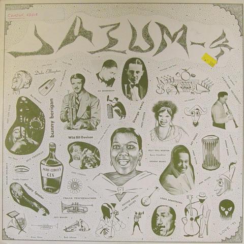 "Jazum - 4 Vinyl 12"""