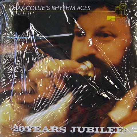 """Max Collie's Rhythm Aces Vinyl 12"""""""