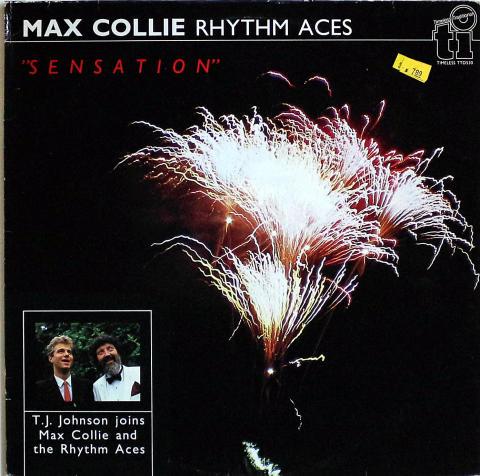 """Max Collie Rhythm Aces Vinyl 12"""""""
