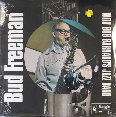 "Bob Barnard's Jazz Band Vinyl 12"""