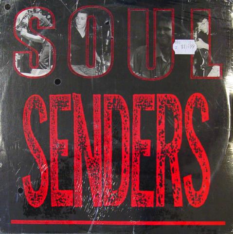"""The Soul Senders Vinyl 12"""""""