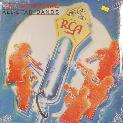 """The Metronome All-Star Bands Vinyl 12"""""""