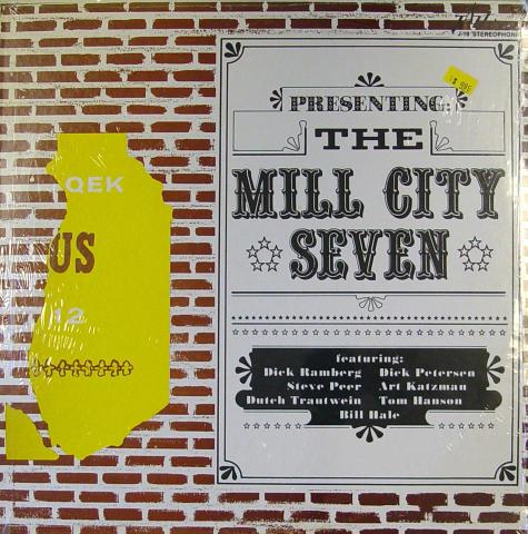 "The Mill City Seven Vinyl 12"""